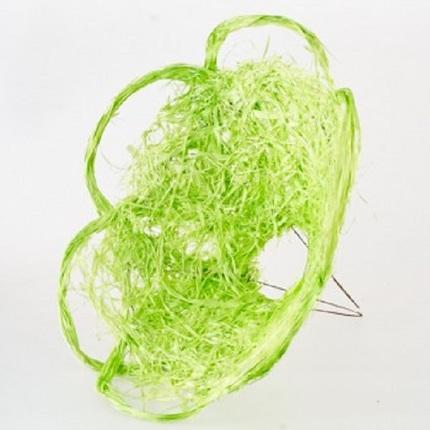 Зеленый каркас ромашка