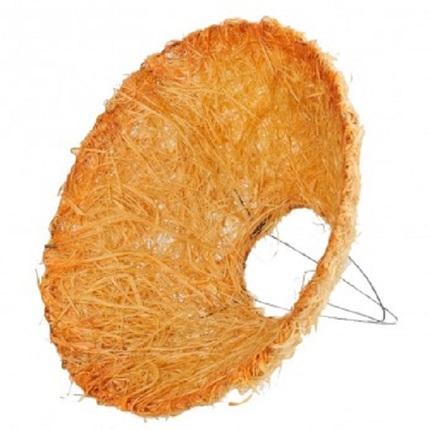 Круглый оранжевый каркас