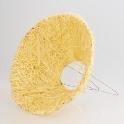 Желтый круглый каркас